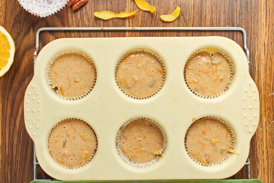 Pumpkin passion cupcakes recipe - step 5
