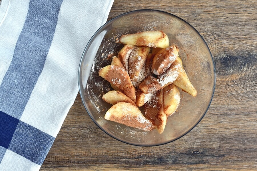 Rustic Pear Pie recipe - step 5