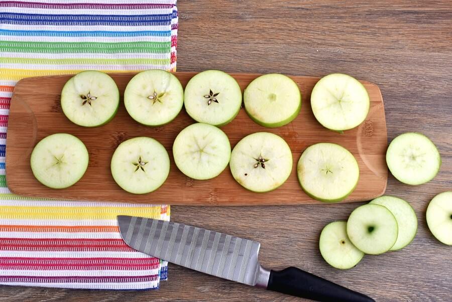 Samoa Apple Slices recipe - step 2
