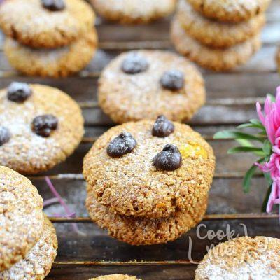 Skinny Pumpkin Protein Cookies Recipe-How To Make Skinny Pumpkin Protein Cookies-Delicious Skinny Pumpkin Protein Cookies