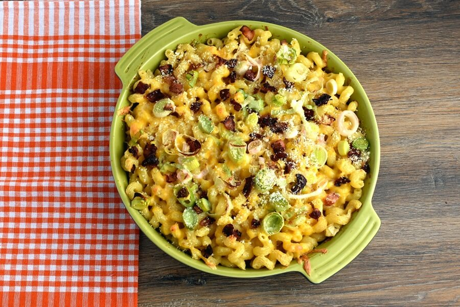 Southern Mac and Cheese recipe - step 10