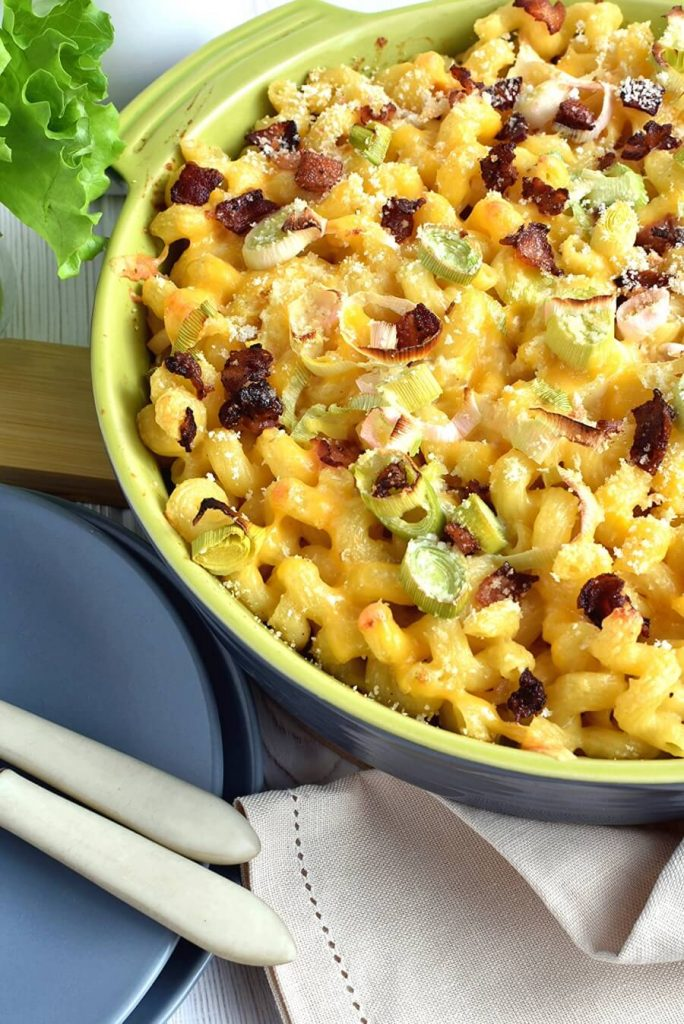 Southern Mac and Cheese Recipe-How To Make Southern Mac and Cheese-Delicious Southern Mac and Cheese