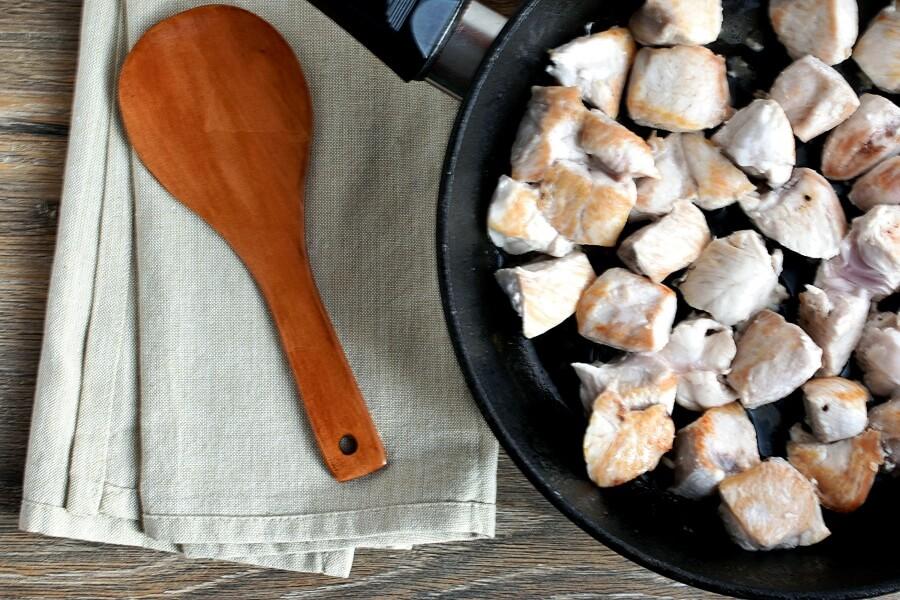 Gluten Free South West Turkey Stew recipe - step 1