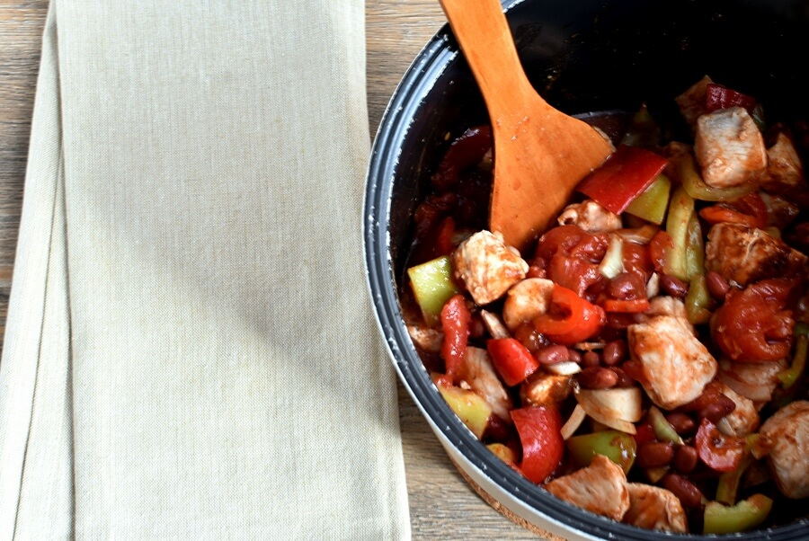 Gluten Free South West Turkey Stew recipe - step 2