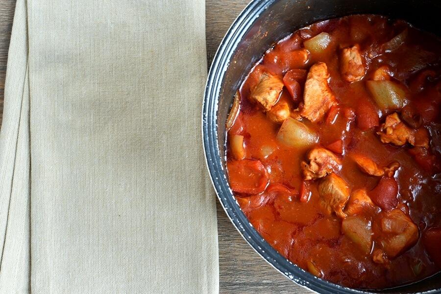 Gluten Free South West Turkey Stew recipe - step 3