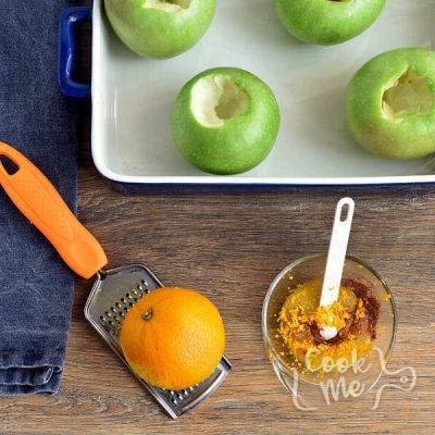 Spiced Roasted Apples & Blackberries recipe - step 4
