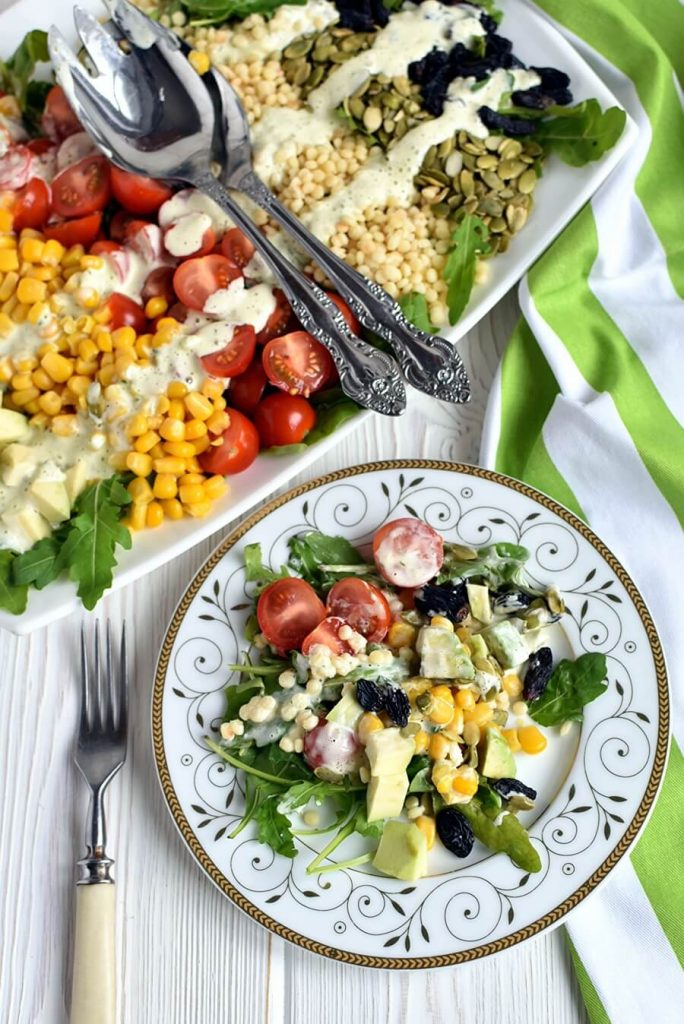 Stetson Chopped Salad Recipe-How To Make Stetson Chopped Salad -Delicious Stetson Chopped Salad