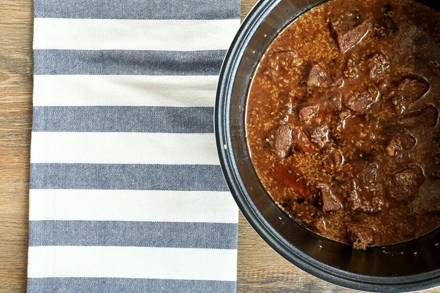 Teriyaki Beef Stew recipe - step 3