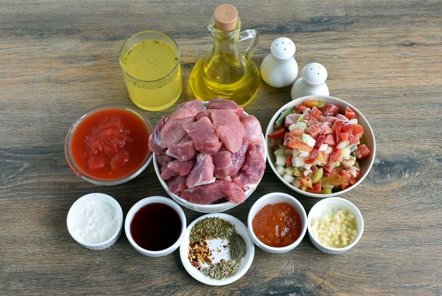 Tuscan Pork Stew Recipe-How To Make Tuscan Pork Stew-Delicious Tuscan Pork Stew