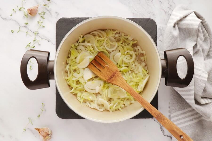 Tuscan Ribollita Soup recipe - step 1