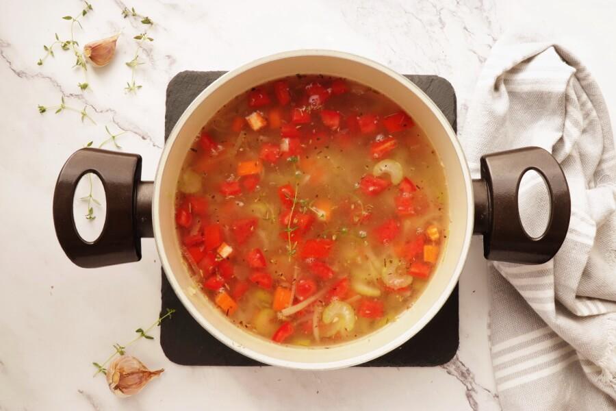Tuscan Ribollita Soup recipe - step 3