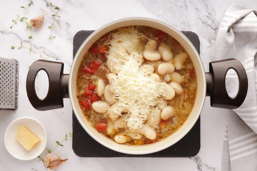 Tuscan Ribollita Soup recipe - step 4