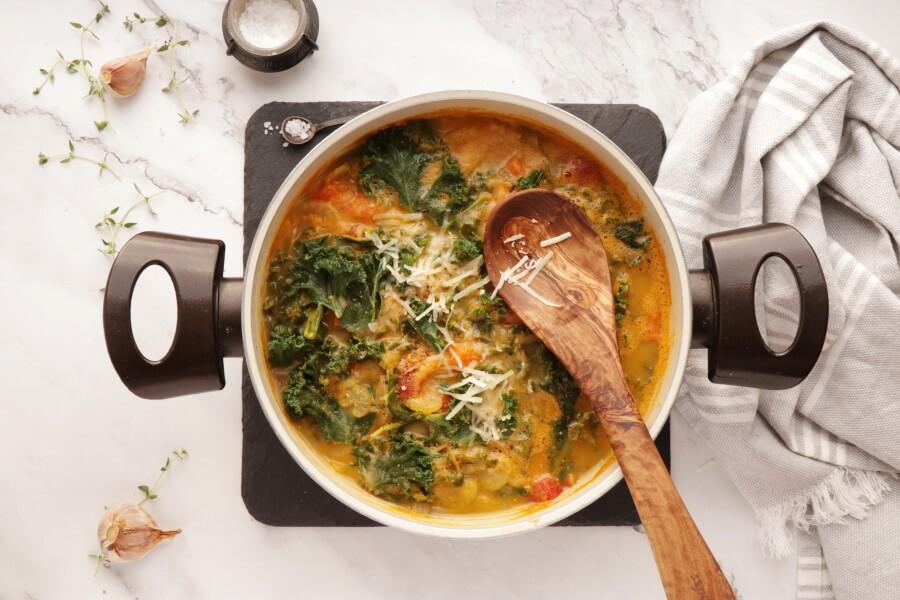 Tuscan Ribollita Soup recipe - step 7