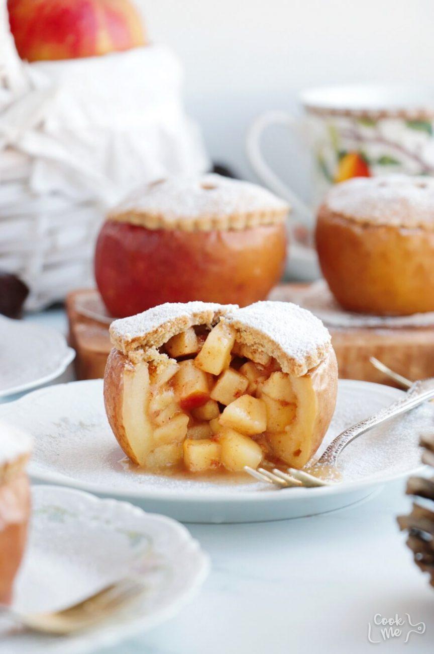 Apple Pie (in the apple)