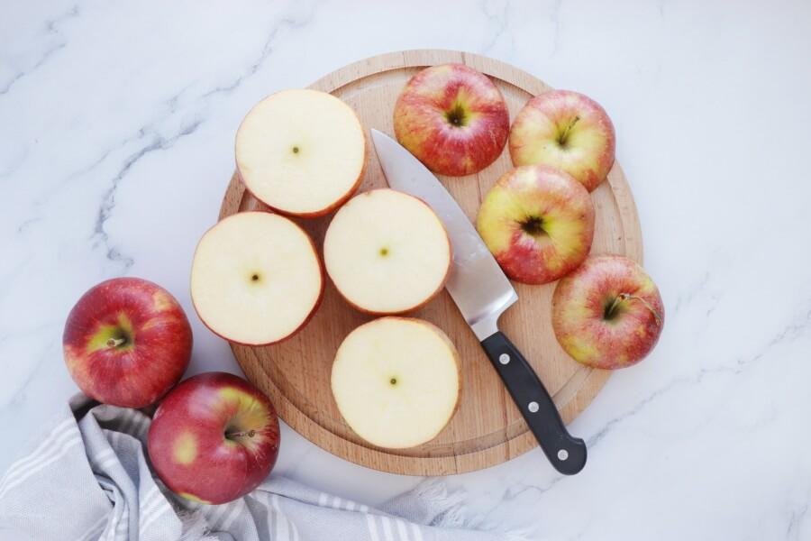 Apple Pie (in the apple) recipe - step 3