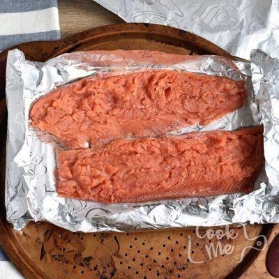 Asian Salmon in Foil recipe - step 3