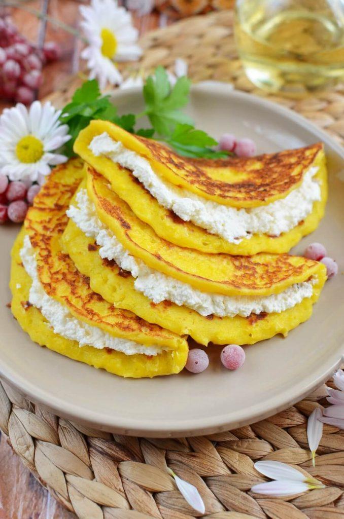 Cachapas: Venezuelan Corn Cakes