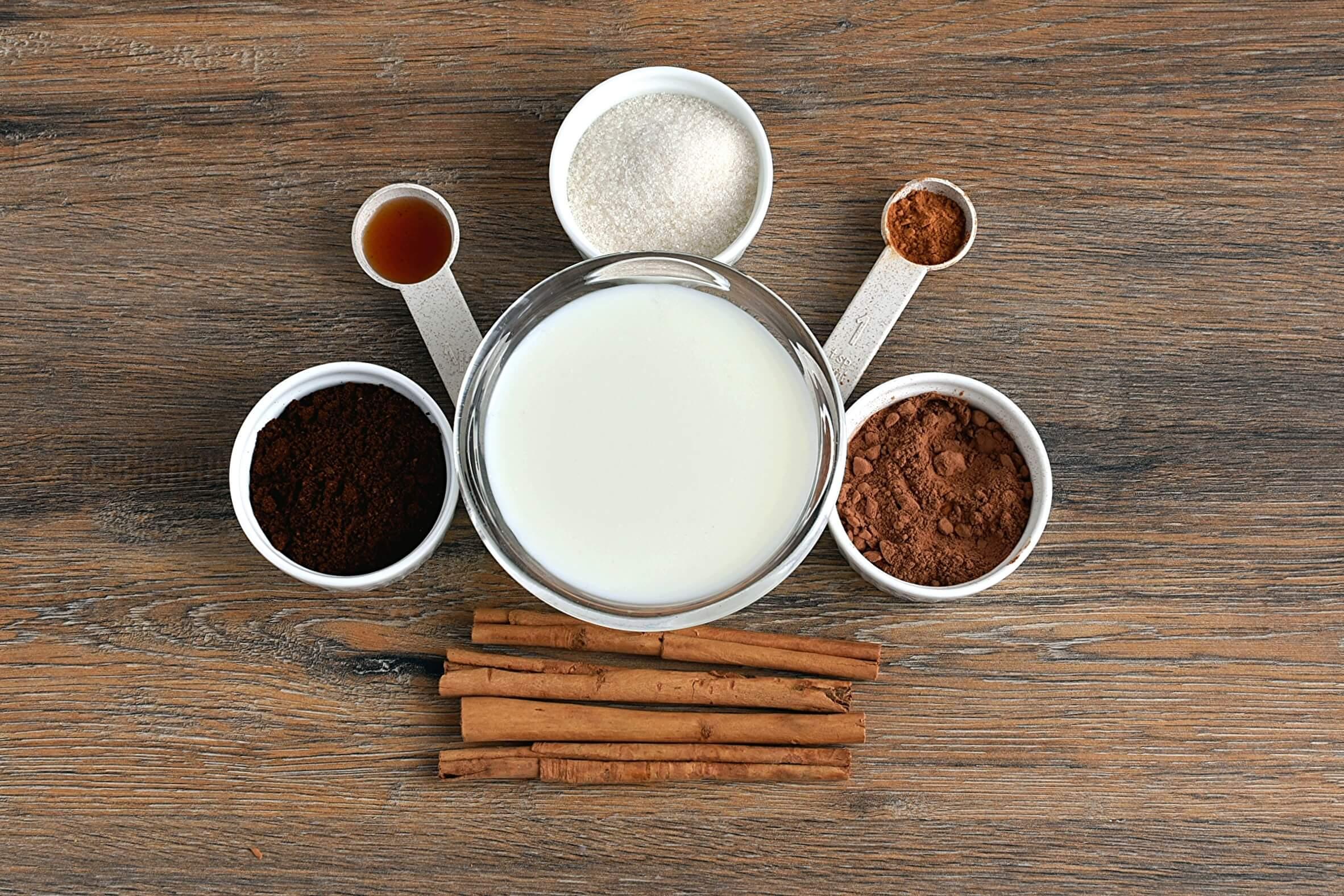 Cinnamon Mocha Coffee Recipe-How To Make Cinnamon Mocha Coffee-Delicious Cinnamon Mocha Coffee