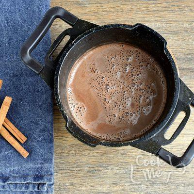 Cinnamon Mocha Coffee recipe - step 2