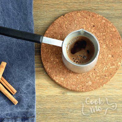 Cinnamon Mocha Coffee recipe - step 1
