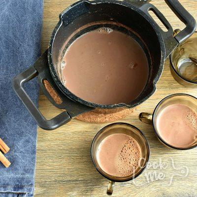Cinnamon Mocha Coffee recipe - step 3