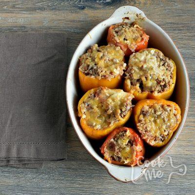 Classic Stuffed Peppers recipe - step 7