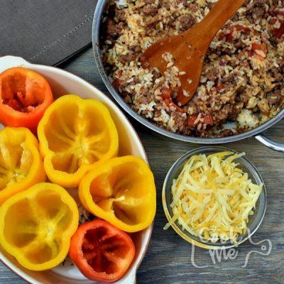 Classic Stuffed Peppers recipe - step 6