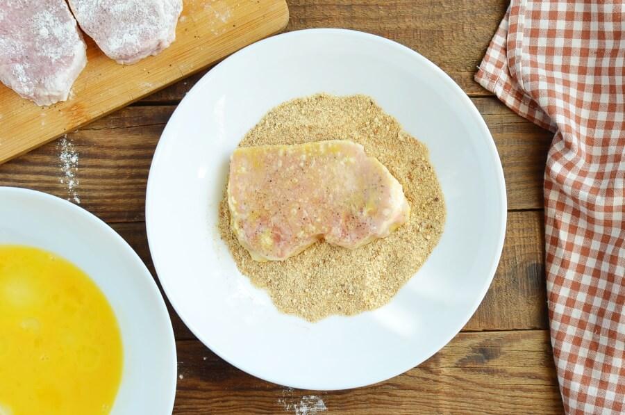 Veal Parmesan recipe - step 4