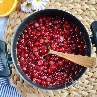 Cranberry Sauce for Thanksgiving recipe - step 3