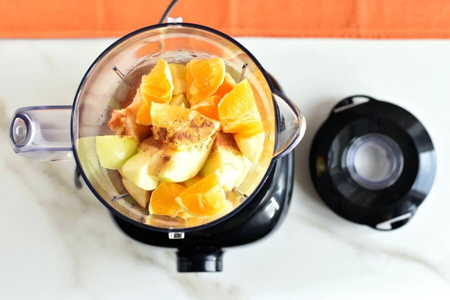 Delicious Quince Smoothie recipe - step 2