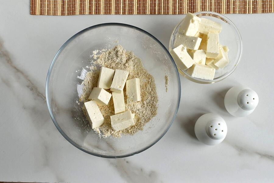 Easy Vegan Crispy Fried Tofu recipe - step 1