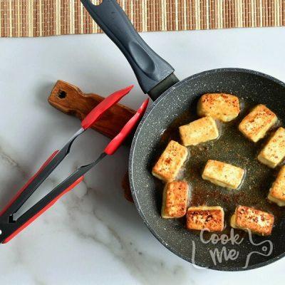 Easy Vegan Crispy Fried Tofu recipe - step 2