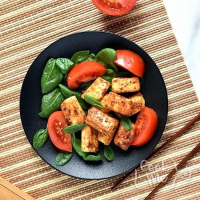 Easy Vegan Fried Tofu Recipe-How To Make Easy Vegan Fried Tofu Recipe-Delicious Easy Vegan Fried Tofu Recipe