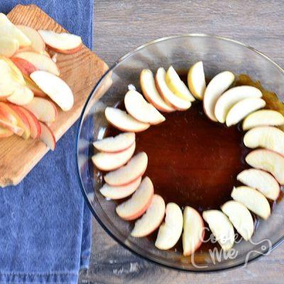 French Apple Cake recipe - step 3