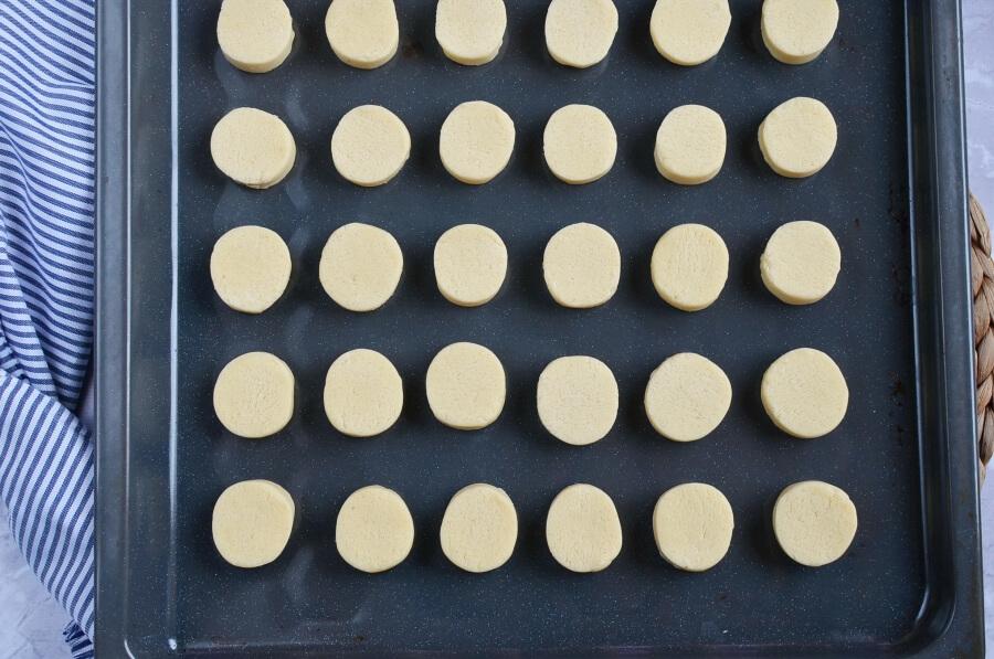German Christmas Cardamom Cookies (Kardamon Plaetzchen) recipe - step 7