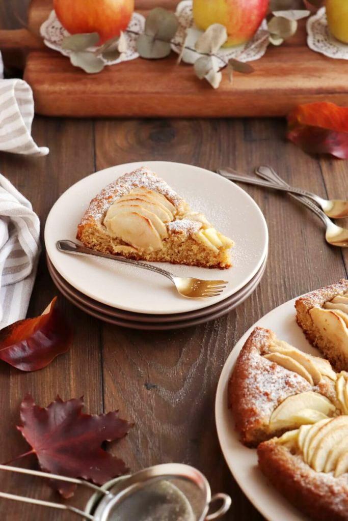 Gluten Free Apple Cake