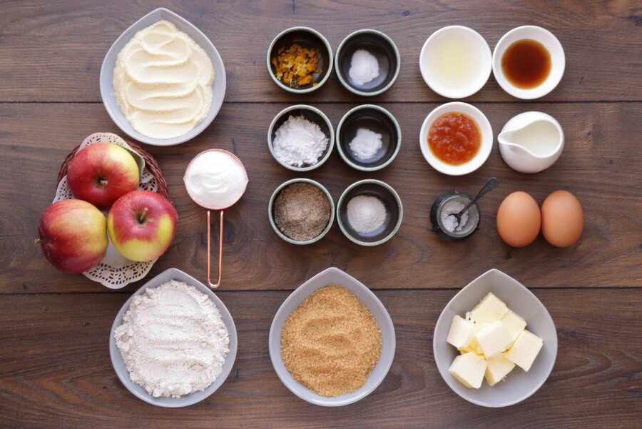 Gluten Free German Apple Cake Recipe-The Perfect Gluten Free German Apple Cake-How to Make Gluten Free Apple Cake