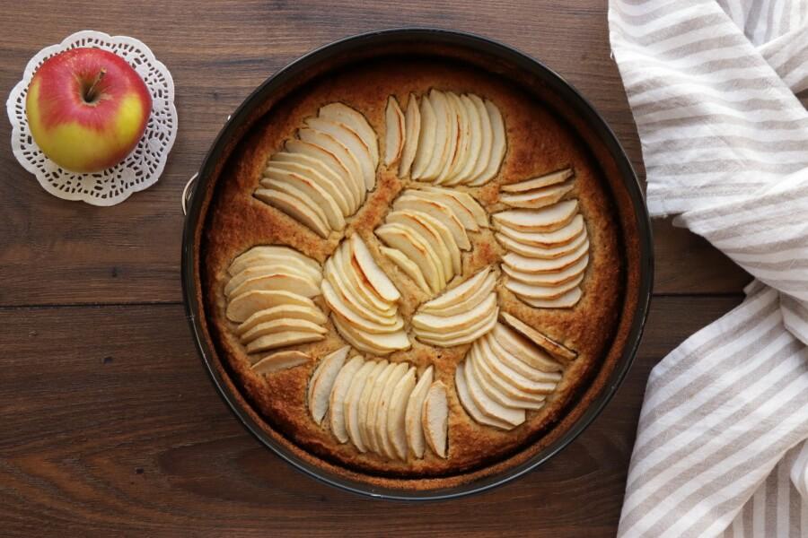 Gluten Free Apple Cake recipe - step 9