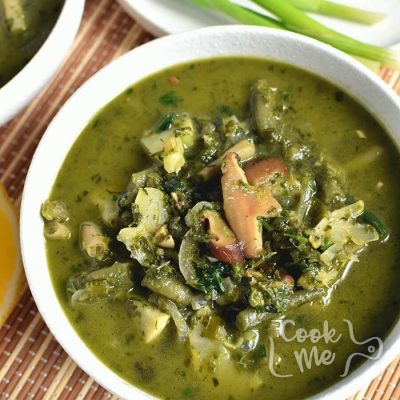 Green Curry Soup Recipe-How To Make Green Curry Soup-Delicious Green Curry Soup