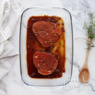 Grilled Tuna Teriyaki recipe - step 2
