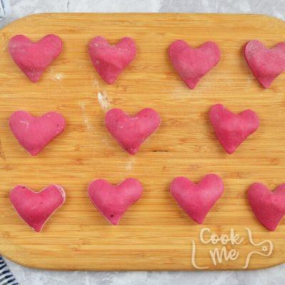 Heart Beet Ravioli recipe - step 6