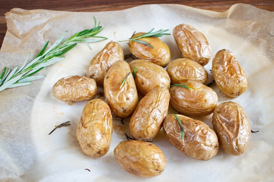 How to serve Herb Roasted Fingerling Potatoes