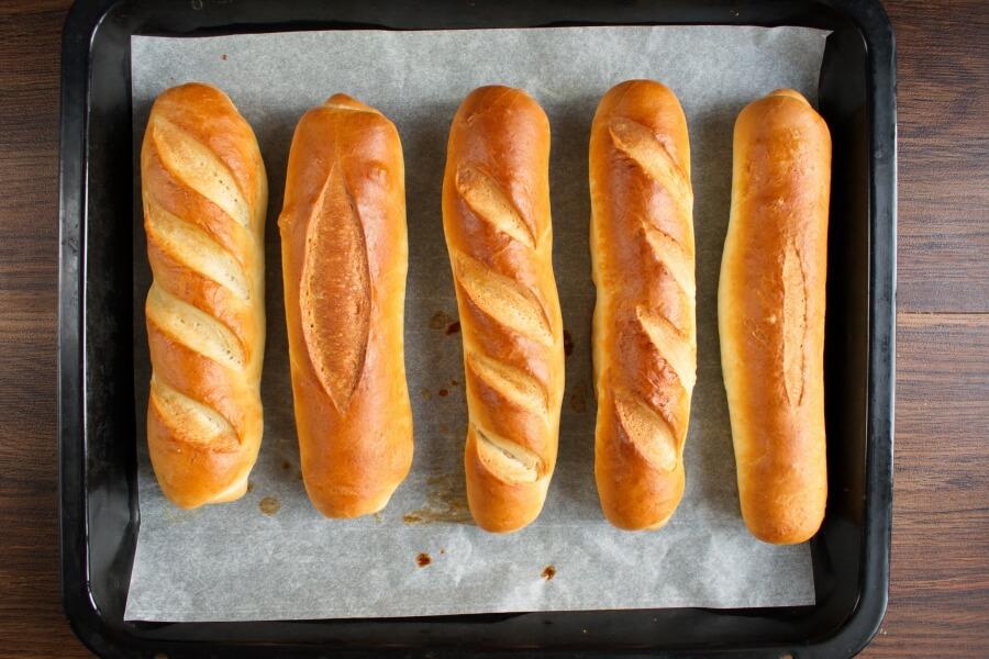 Homemade Hoagie Rolls recipe - step 14