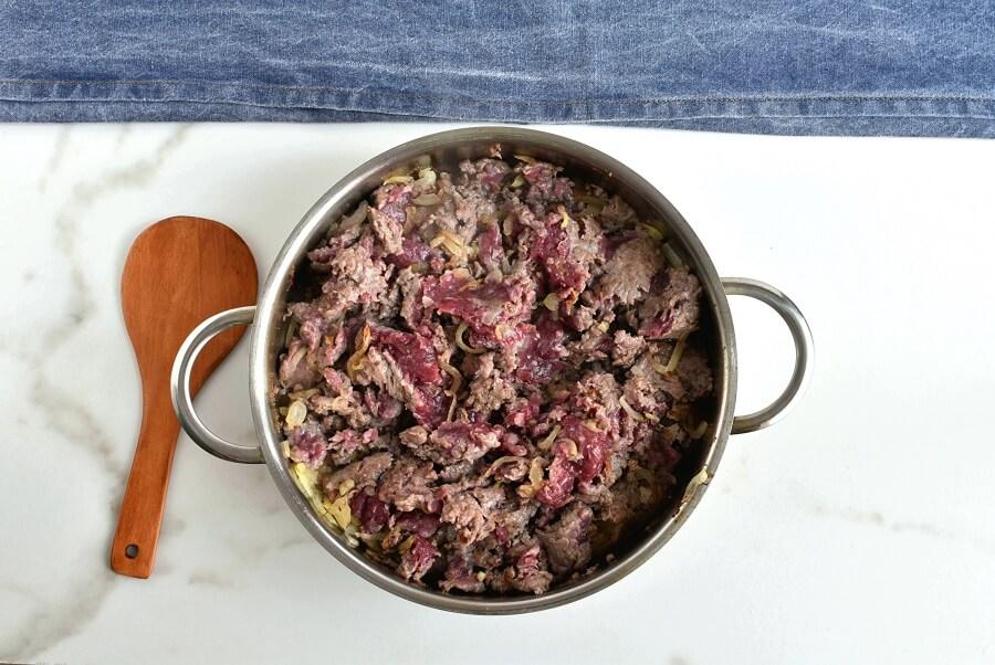 Lahmacun Pide recipe - step 4
