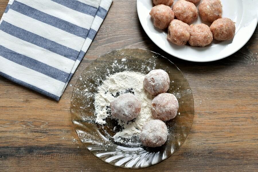 Lemon-Rosemary Turkey Meatballs recipe - step 4