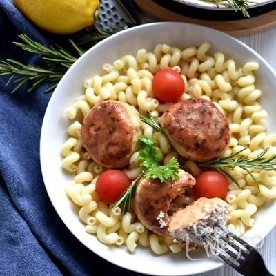 Lemon-Rosemary Turkey Meatballs Recipe-How To Make Lemon-Rosemary Turkey Meatballs-Delicious Lemon-Rosemary Turkey Meatballs