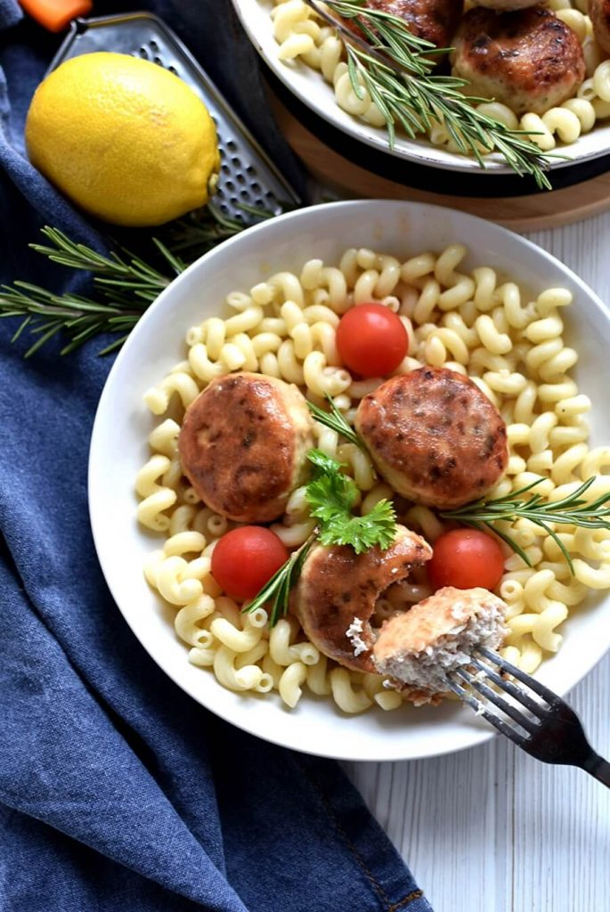 Saucy and Juicy Mouthwatering Meatballs