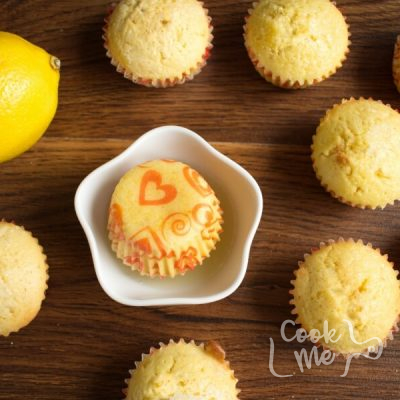 How to serve Magdalenas – Spanish Cupcakes