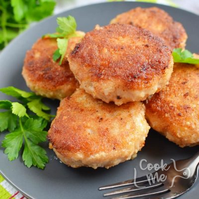 Minced Meat Cutlets Recipe-How To Make Minced Meat Cutlets-Delicious Minced Meat Cutlets
