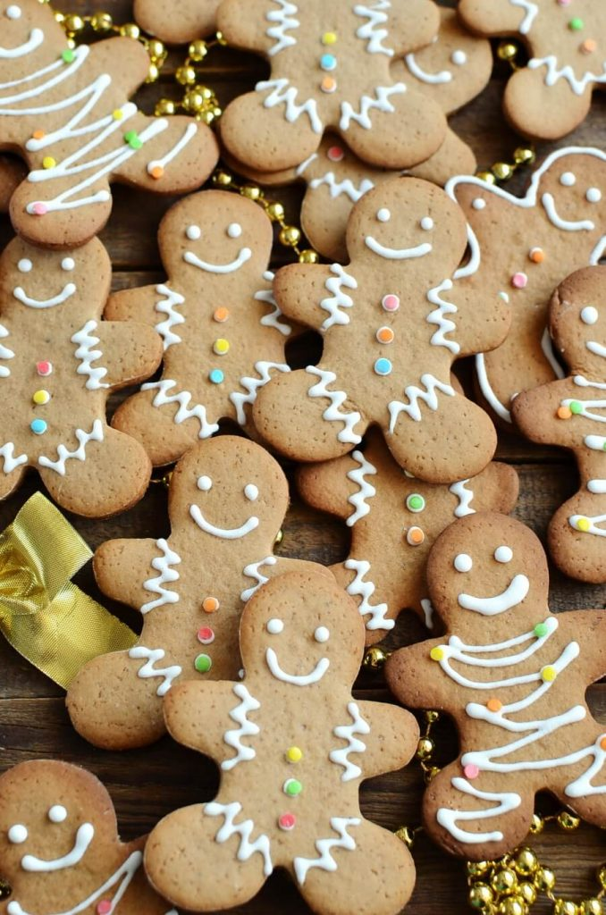 My Favorite Gingerbread Cookies Recipe-How To Make My Favorite Gingerbread Cookies-Delicious My Favorite Gingerbread Cookies